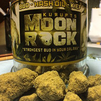 Moonrock Bud Man OC