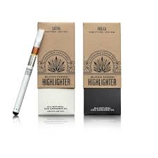 Bloom Farms Highlighter Vape Pen With 500mg Cartridge 3 Types Bud Man Oc