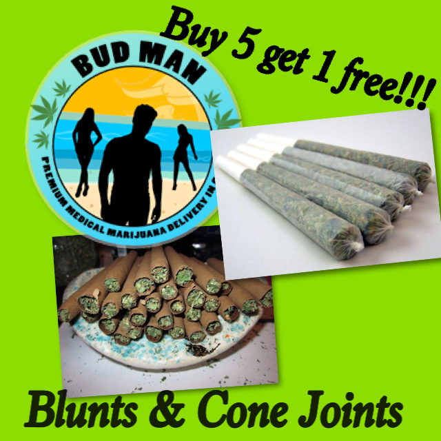 Blunt & Cone Joint Special