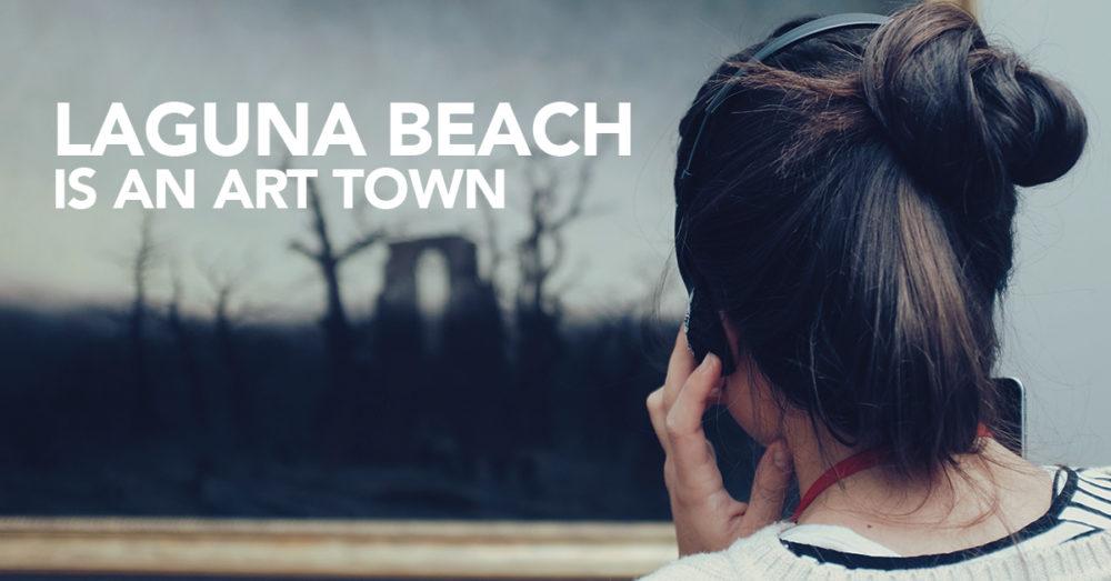 Laguna Beach Art Town