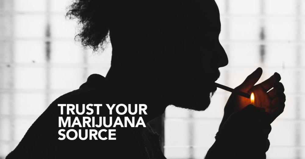 Trusted Sources for Marijuana