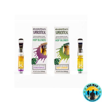 Royal Highness Ultra Refined Live Resin Vape Cartridges (1