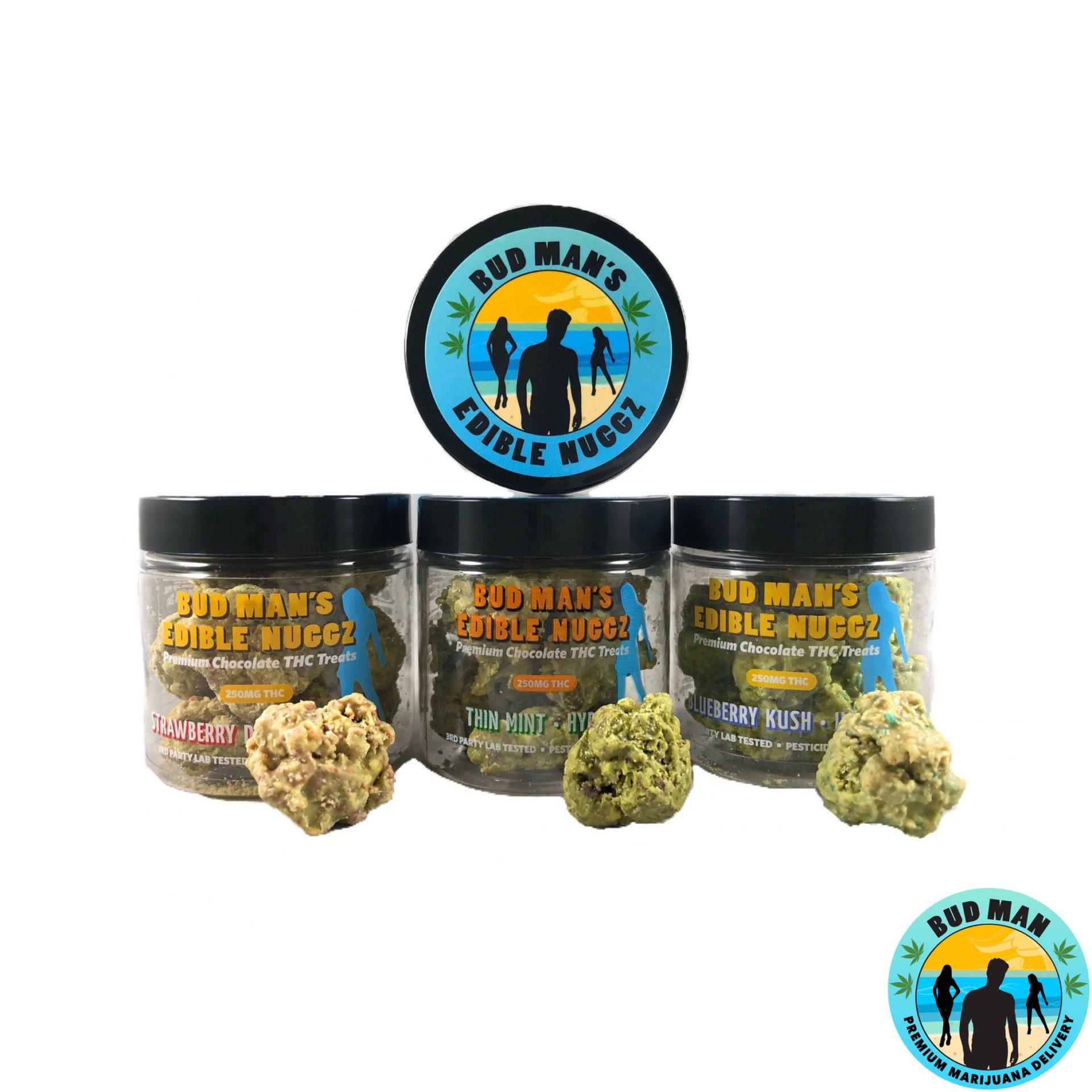 Bud Man OC Marijuana Delivery