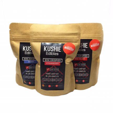 Kushie | Cannabis Edibles & Products