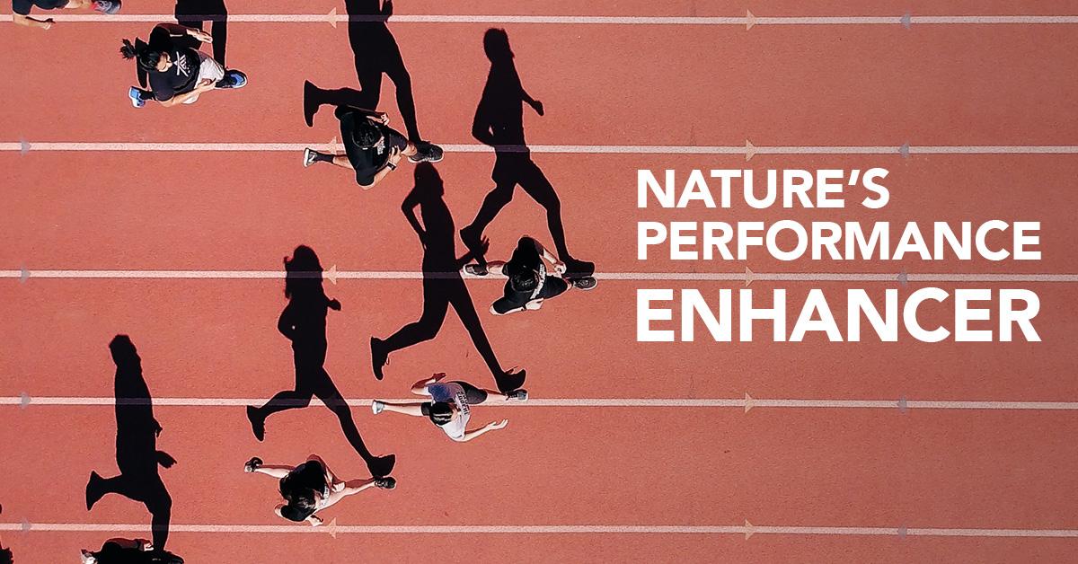 Natural performance enhancers – Marijuana