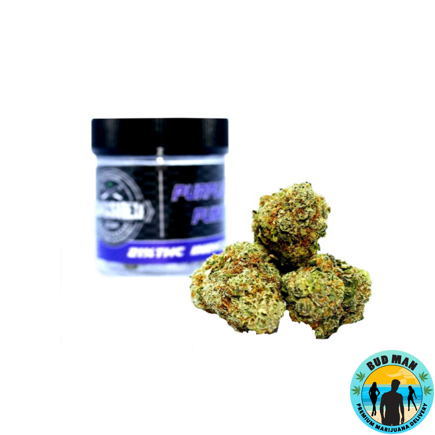 Purple Punch Pre Packaged Dry Herb - Smashed (3 5 grams - 21 2% THC)