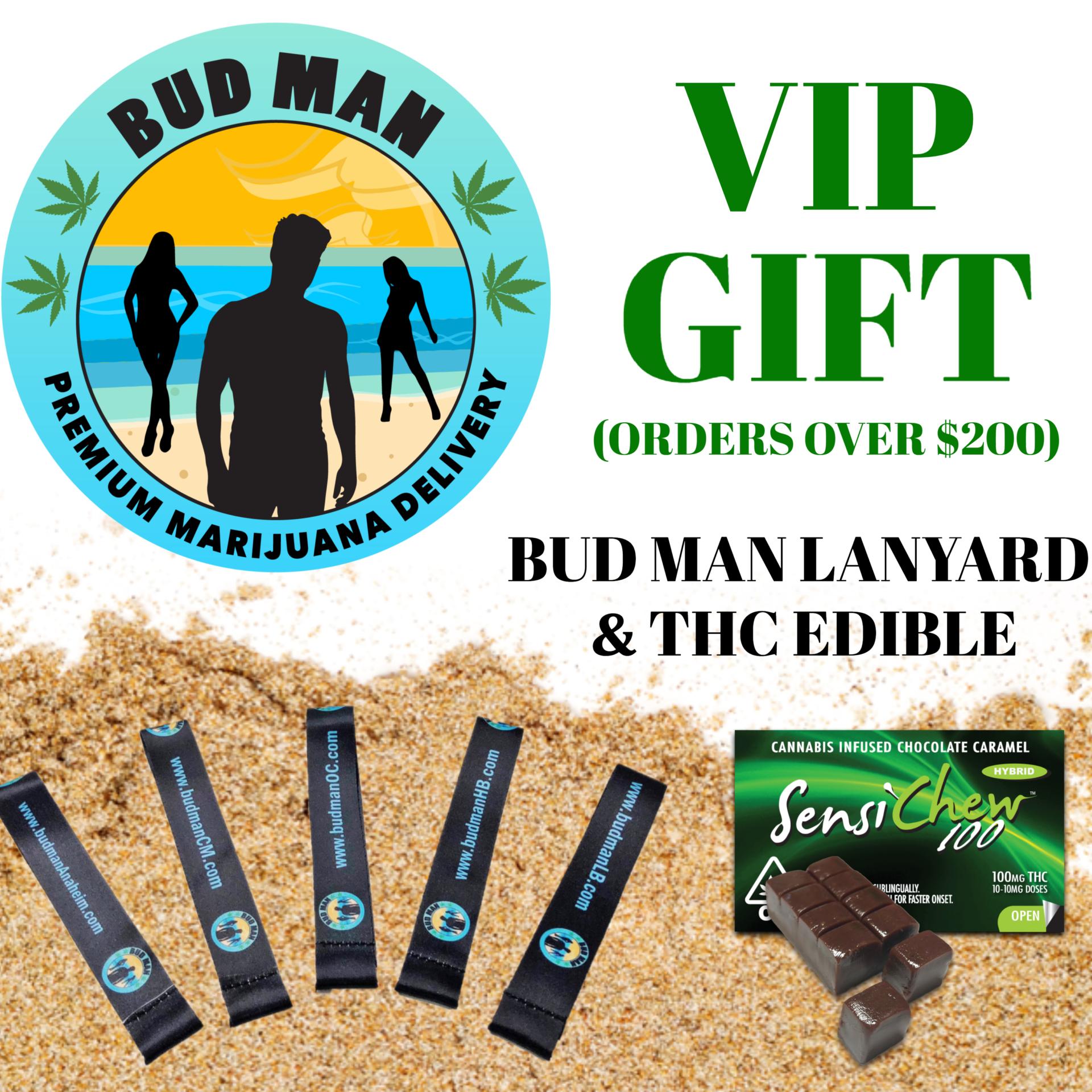Bud Man OC