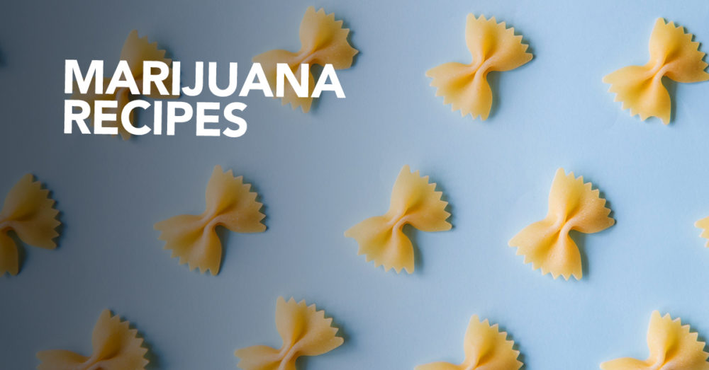 Cannabis Recipes You need to Try