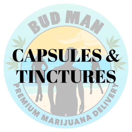 Capsules & Tinctures