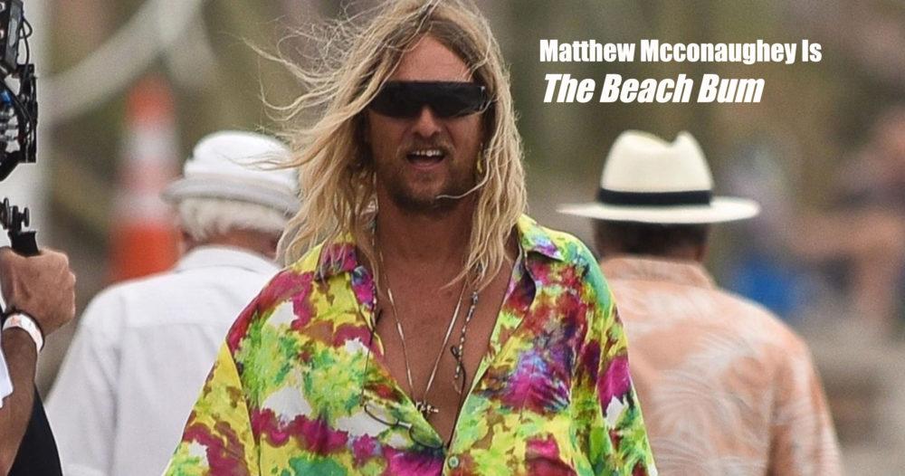 The Beach Bum stoner movie
