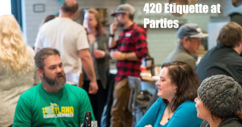 420 etiquette