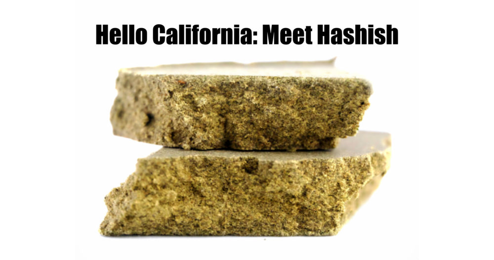 what is weed hash?