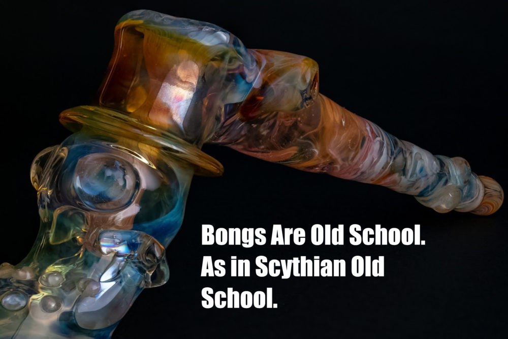 old school bongs