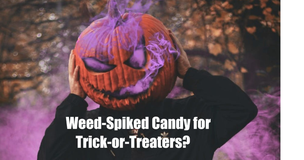 Halloween marijuana treats?